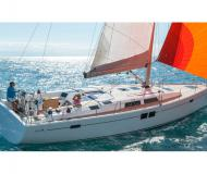 Sailing boat Hanse 505 for hire in Marina Ibiza