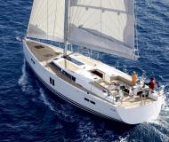 Segelyacht Hanse 545 Yachtcharter in Seget