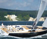 Sailing yacht Hanse 575 available for charter in El Masnou