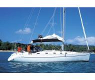 Segelyacht Harmony 47 chartern in Marina Uturoa