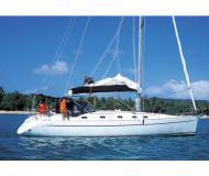 Segelboot Harmony 47 chartern in Marina Uturoa