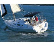 Segelboot Hunter 33 Yachtcharter in Marina Port Annapolis