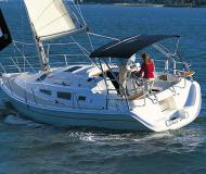 Segelyacht Hunter 33 Yachtcharter in Marina Port Annapolis