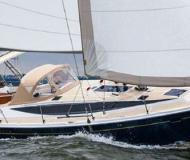 Sail boat Hunter 40 available for charter in Saint Petersburg