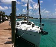 Segelyacht Hunter 41 DS Yachtcharter in Key West