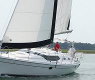 Yacht Hunter DS 45 - Sailboat Charter Charlotte Amalie