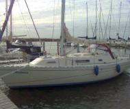Yacht Idylle 11.50 for rent in Stavoren Warns