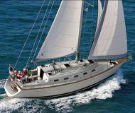 Yacht Island Packet 370 - Sailboat Charter Red Hook