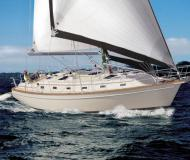 Island Packet 440 Segelyacht Charter Red Hook