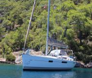 Sailing boat Jeanneau 53 available for charter in Primosten