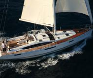 Sailing yacht Jeanneau 53 available for charter in Macinaggio