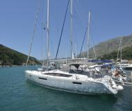 Sailing boat Jeanneau 53 available for charter in ACI Dubrovnik Marina