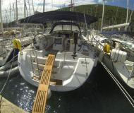 Sailing boat Jeanneau 53 for hire in ACI Dubrovnik Marina