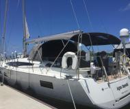 Segelboot Jeanneau 54 Yachtcharter in Miami