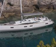 Sail boat Jeanneau 54 for charter in Road Town