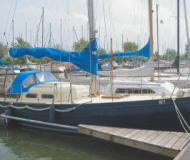 Sailing boat Koopmans 30 available for charter in Marina Monnickendam