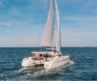 Catamaran Lagoon 450 for hire in Seget