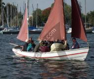 Yacht Lugger chartern in Marina Segelschule Havel