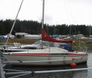 Sailing boat Maxi 84 for charter in Sabyvikens Marina
