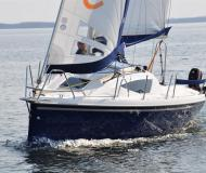 Sail boat Maxus 22 for rent in Wilkasy