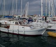 Motoryacht chartern in Marine Betina