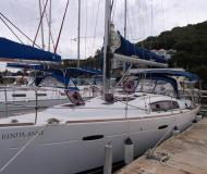 Yacht Moorings 41.3 for hire in Road Town