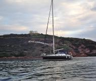 Sailing yacht Ocean Star 51.2 for charter in Port Lavrio