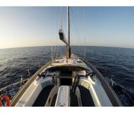 Sailing yacht Ocean Star 56.1 for hire in Marina Darsena Acton