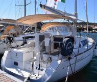 Segelyacht Oceanis 34 Yachtcharter in Marina di Carloforte