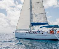 Yacht Oceanis 362 for charter in Road Town