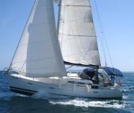 Sail boat Oceanis 37 available for charter in Cagliari