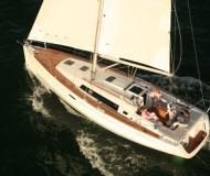 Segelboot Oceanis 37 Yachtcharter in Port Saint Cyprien