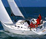 Yacht Oceanis 373 for rent in Clifton Harbour