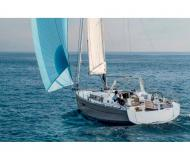 Sailing yacht Oceanis 38 available for charter in Portisco