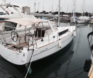 Segelyacht Oceanis 38 chartern in Marina Dalmacija