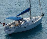 Yacht Oceanis 381 - Sailboat Charter Angra dos Reis