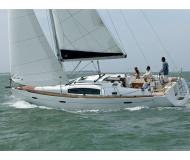 Segelboot Oceanis 40 Yachtcharter in Hafen von Yerseke