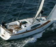 Segelyacht Oceanis 40 Yachtcharter in Marina Skradin