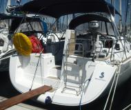 Segelyacht Oceanis 40 Yachtcharter in Trogir