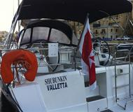 Yacht Oceanis 40 Yachtcharter in Grand Harbour Marina