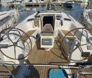 Sailing yacht Oceanis 40 for charter in Palamos