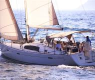 Segelboot Oceanis 40 Yachtcharter in Marina Eczanesi