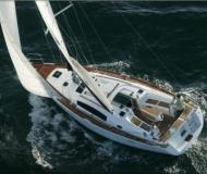 Segelyacht Oceanis 40 Yachtcharter in Clifton Harbour