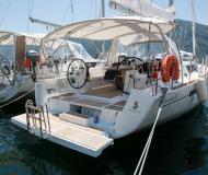 Segelyacht Oceanis 41 Yachtcharter in Porto Montenegro