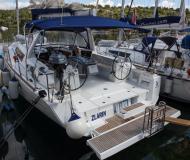 Segelyacht Oceanis 41 chartern in Zaton