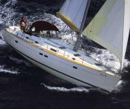 Yacht Oceanis 411 for charter in Carloforte