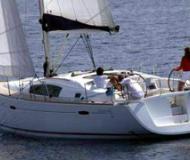 Segelyacht Oceanis 423 Yachtcharter in Limin Poros