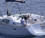 Segelyacht Oceanis 43 chartern in Ribishi