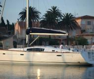 Segelyacht Oceanis 43 Yachtcharter in Tropea Marina