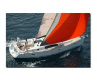 Sailing yacht Oceanis 43 for hire in Puerto Deportivo Radazul